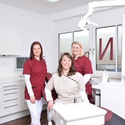Das Team von Zahndesign Freising