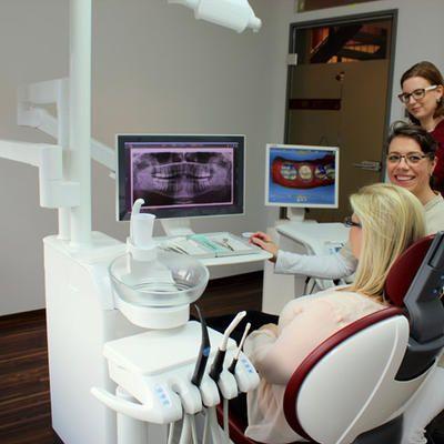 Impressionen aus der Praxis Zahndesign-Freising